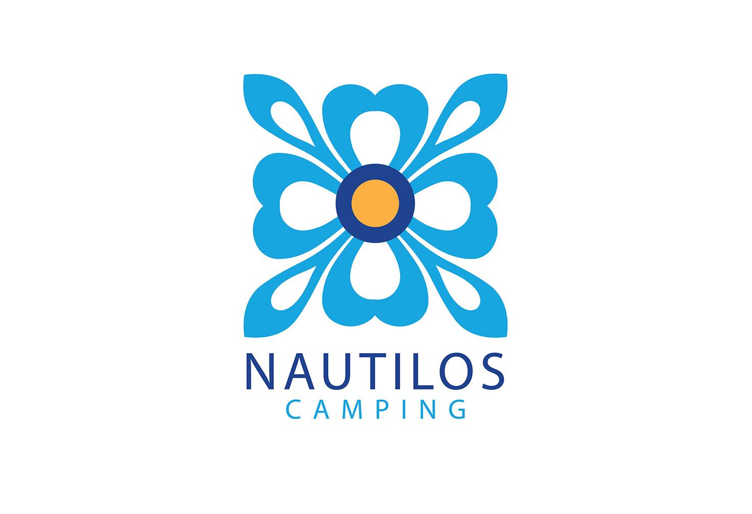Nautilos Camping Logo